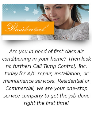 We specialize in repairing old and new AC units in your home.