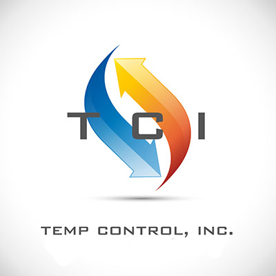 The new logo for Temp Control, Inc. in Brownsville Tx